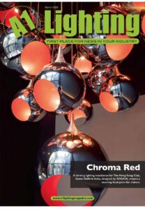 A1 Lighting UK, cover feature